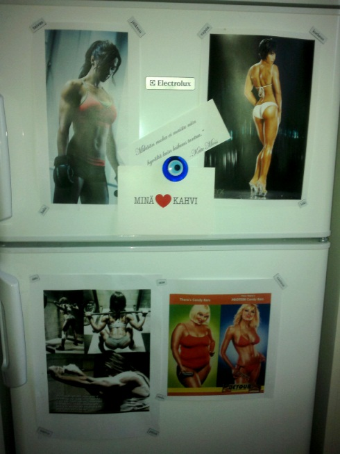 Mari's Fridge