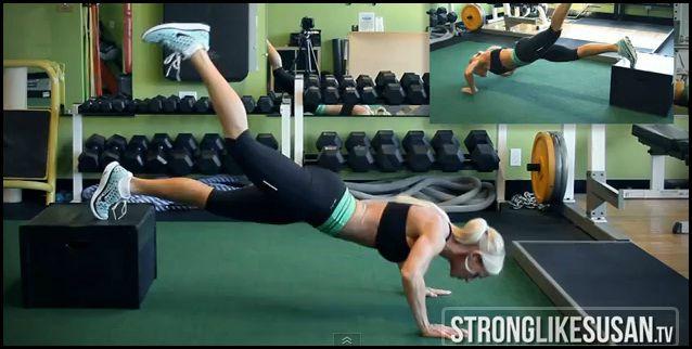 strong like susan