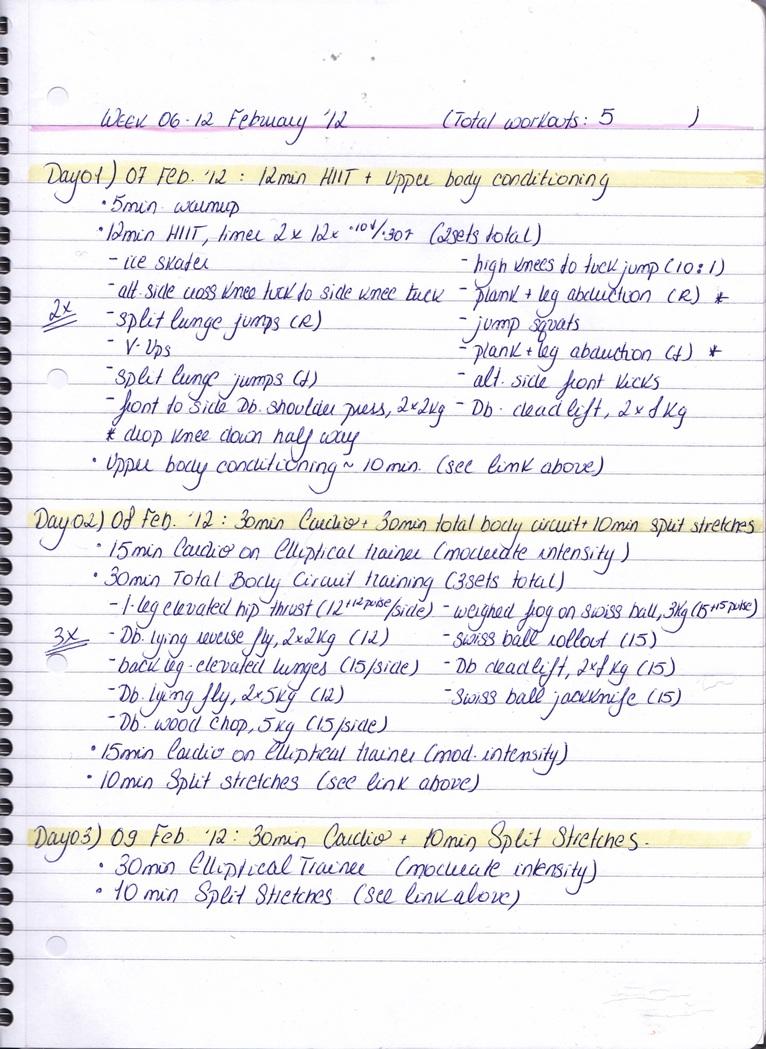 week 6-12 feb.'12 (part 1)