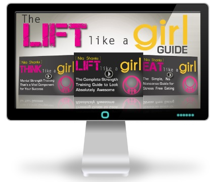 the lift like a girl guide