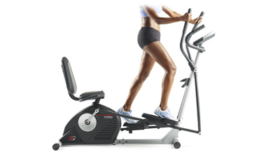 best elliptical workouts for weight loss HIIT