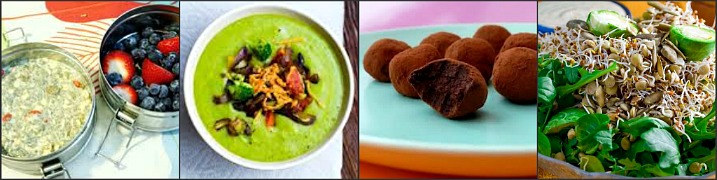 featured raw vegan diet and protein