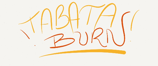 featured Tabata Burn 4min. HIIT Workout
