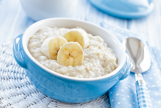 7 day shredding meal plan oatmeal