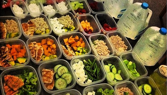 featured 7day shredding meal plan