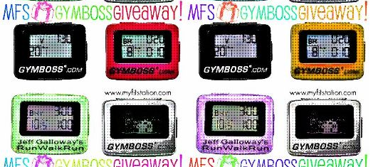 featured MFS gymboss giveaway