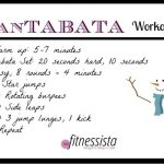 santabata fitnessista workout