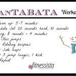 santabata fitnessista workout
