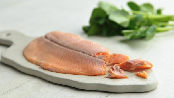 How to prepare and cook smoked fish for Fish as food