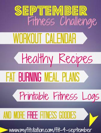 September Fitness Challenge