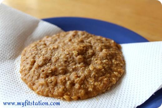 Single serving peanut butter cookie recipe 1