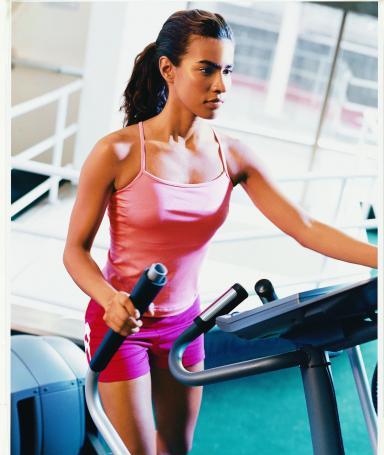 buying fitness equipment
