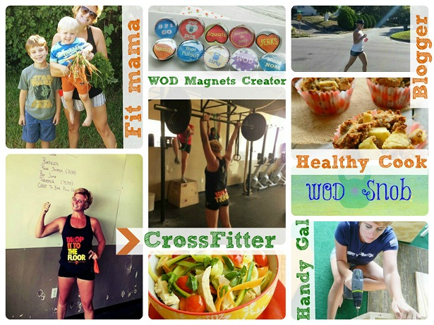 Courtney Sebastianelli WOD magnets giveaway