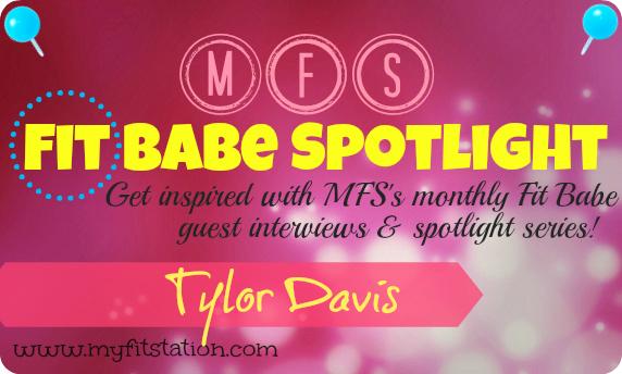 MFS Fit Babe Spotlight Tylor Davis