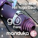 Manduka Yoga Gear Collection