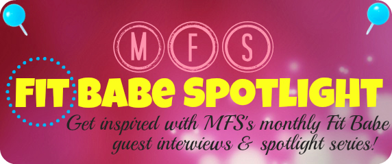 featured MFS Fit Babe Spotlight