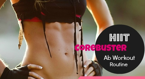 featured corebuster hiit ab workout routine