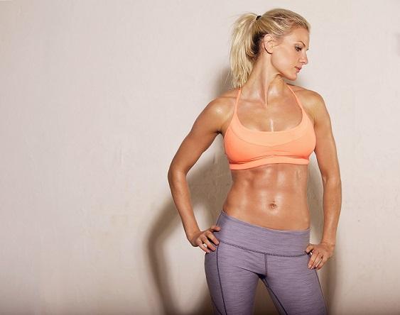 Mega Bodybuilder HIIT Full Body Workout