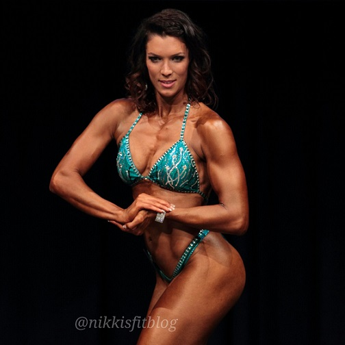 Nikita Coleman figure competition