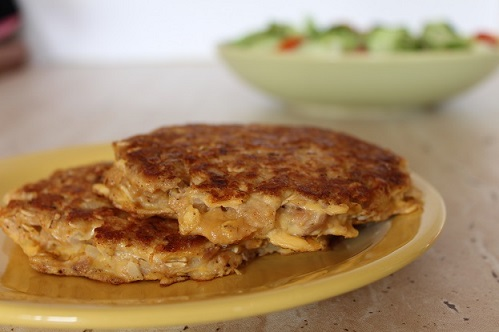 Healthy Tuna Patties: Quick & Easy Recipe ! | My Fit Station
