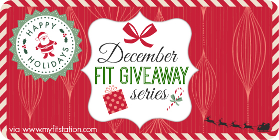 December Fit Giveaway series