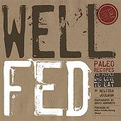 Well Fed Paleo Recipe book