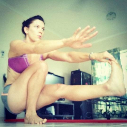 nikki's workout tips pistol squat