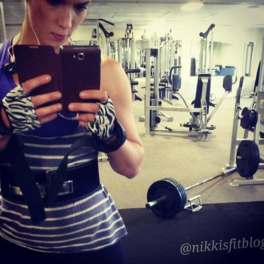 nikki's workout tips tbarrow