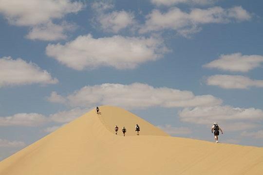 Desert Runners documentary interview 02