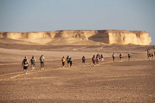 Desert Runners documentary interview 03
