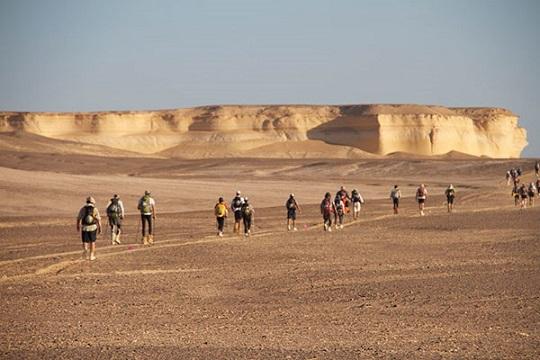 Desert Runners documentary interview 03