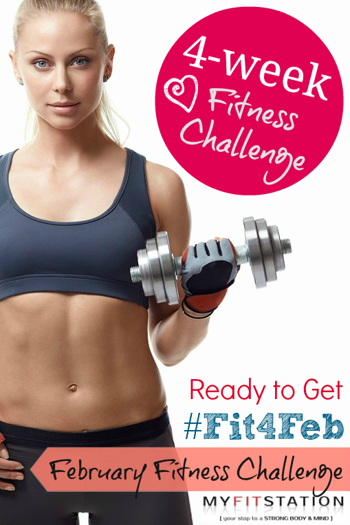 Ready To Get Quot Fit4feb Quot Welcome To Our February Fitness