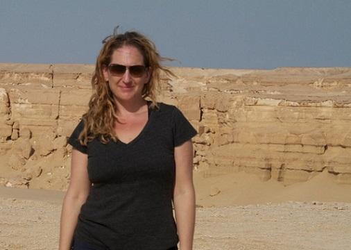 Jennifer Steinman interview Desert Runners