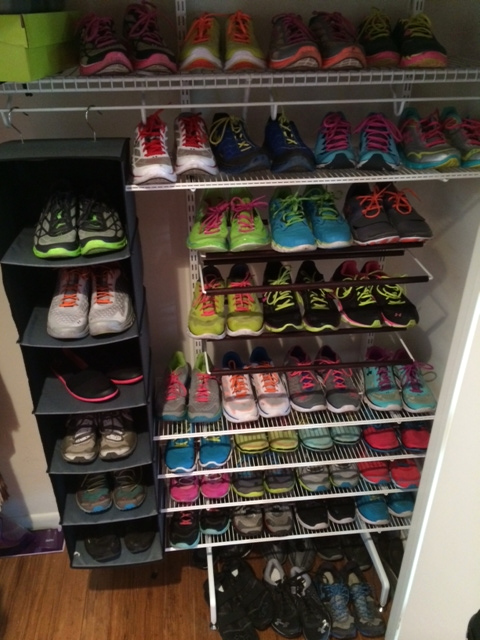Workout Prep for the Modern Fit Gal - running shoes