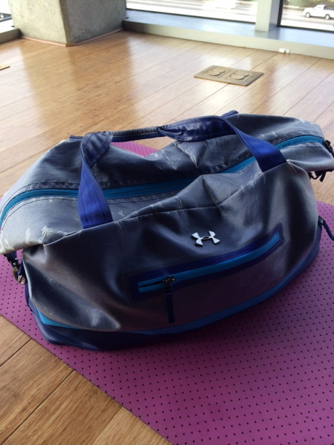 Workout prep for the Modern Fit Gal - Gym Bag
