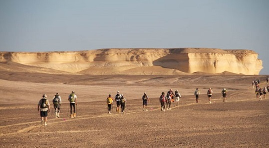 featured Desert Runners documentary interview with Jennifer Steinman