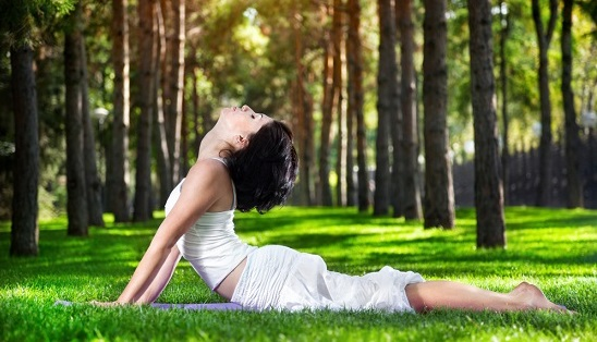 featured how to boost your immune system with yoga