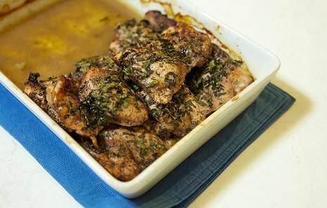 healthy diet tips - lemon and suman chicken paleo recipe