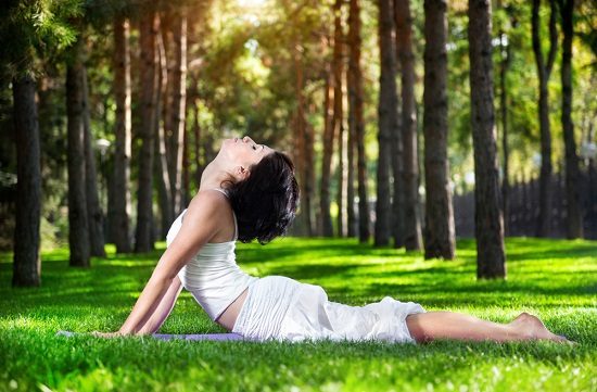how to boost your immune system with yoga cobra pose