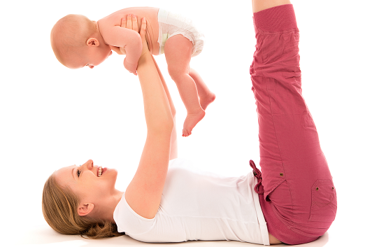 featured Practical tips and reminders for working out after giving birth