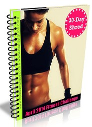 April fitness challenge ebook small