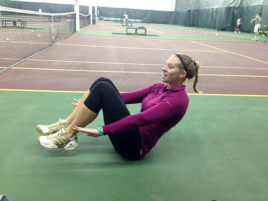 Andrea's Training Program