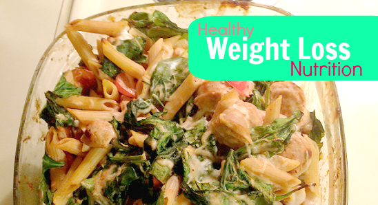 featured weight loss nutrition
