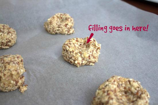 4 Ingredient Thumbprint JERF Cookies 02