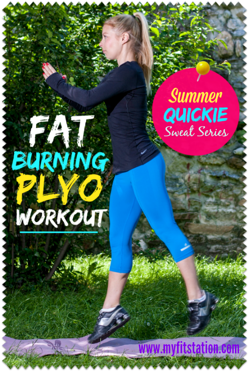Fat Burning Plyo Workout