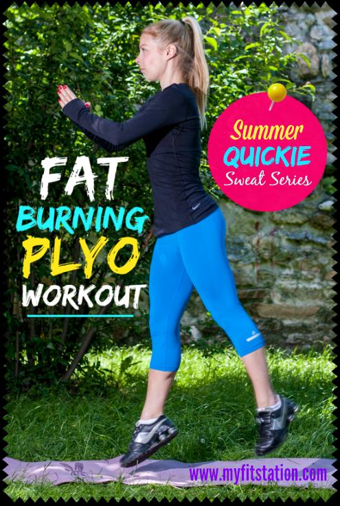 Fat Burning Plyo Workout