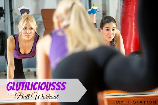 MFS Glutiliciousss Butt Workout