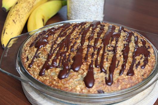 Yummy Vegan Chocolate Banana Bread Recipe 002