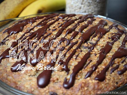 Yummu Vegan Chocolate Banana Bread Recipe