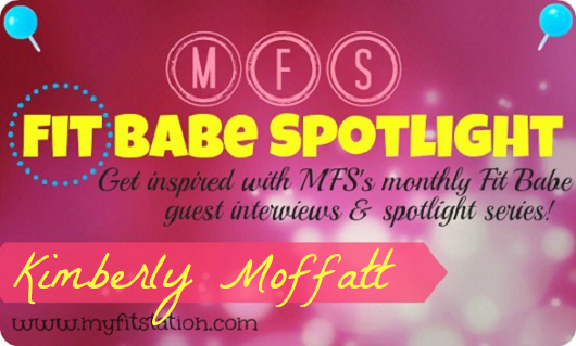 MFS Fit Babe Spotlight Series Interview Questions